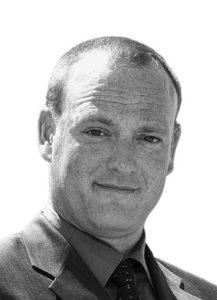 Martin Hellweg, Berater von Menschen, die Opfer eines digitalen Anschlags wurden