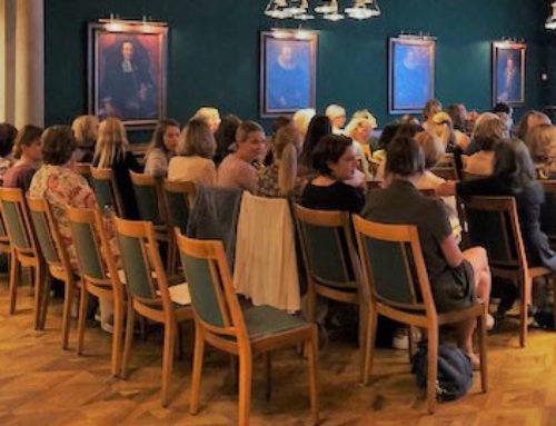 Protokoll der Generalversammlung, Women's Circle, 5. Mai 2019