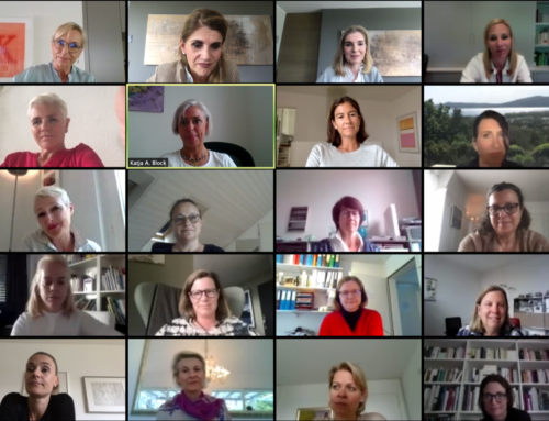 Protokoll der Generalversammlung, Women's Circle, 12. Mai 2020